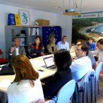 Reunión de Socios del proyecto